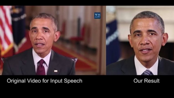 Örnek deepfake alıntısı