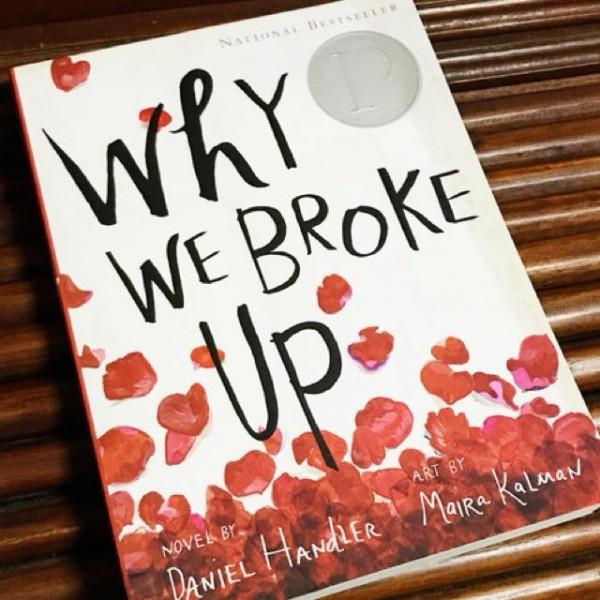 Why We Broke Up kitap kapağı