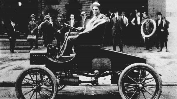 ilk otomobil modellerinden