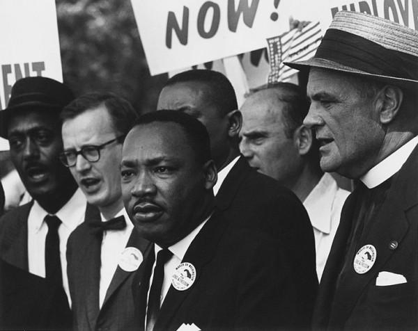 Martin Luther King Washington yürüyüşü