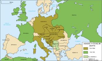 ittifak ve itilaf devletleri
